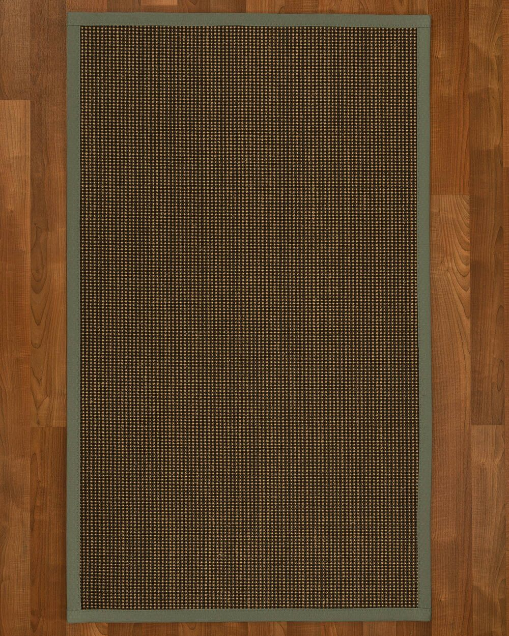 Hedlund Hand Woven Brown Area Rug Rug Size: Rectangle 8' X 10'
