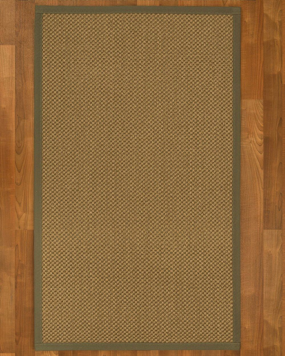 Loehr Handwoven Flatweave Brown Area Rug Rug Size: Rectangle 9' X 12'