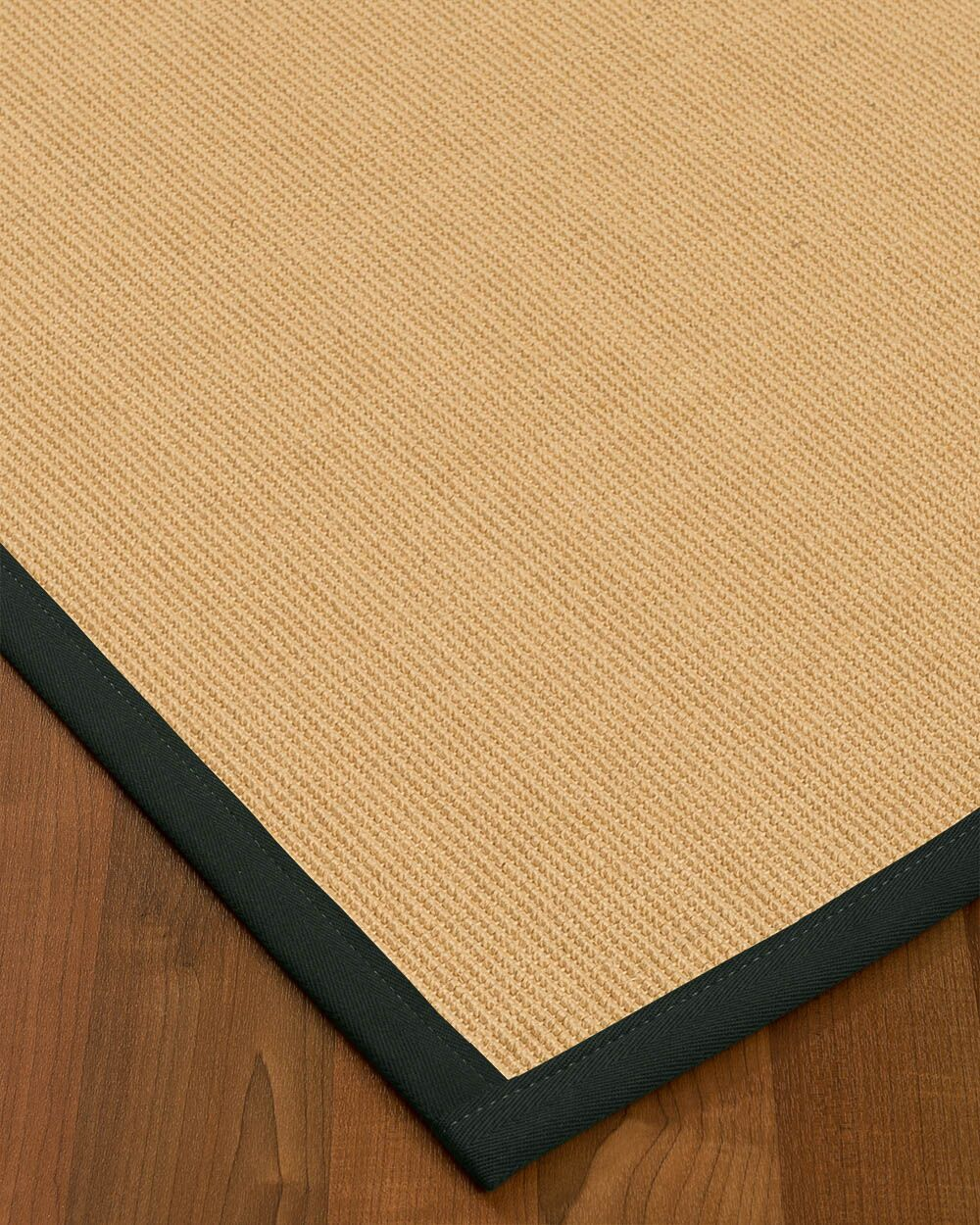 Rupendra Hand Woven Beige Area Rug Rug Size: Rectangle 8' X 10'