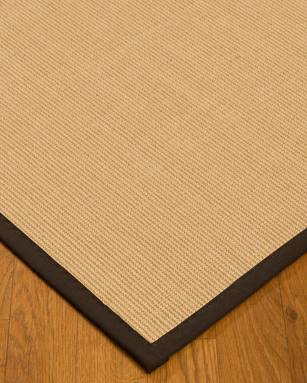 Rupendra Hand Woven Beige Area Rug Rug Size: Runner 2'6