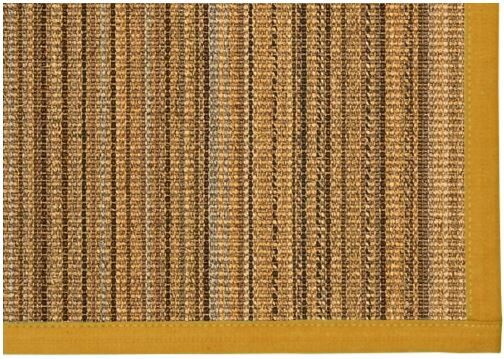 Dover Hand Woven Brown Area Rug Rug Size: Runner 2'6