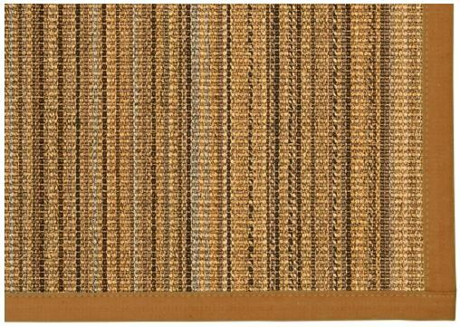 Dover Hand Woven Brown Area Rug Rug Size: Rectangle 9' X 12'