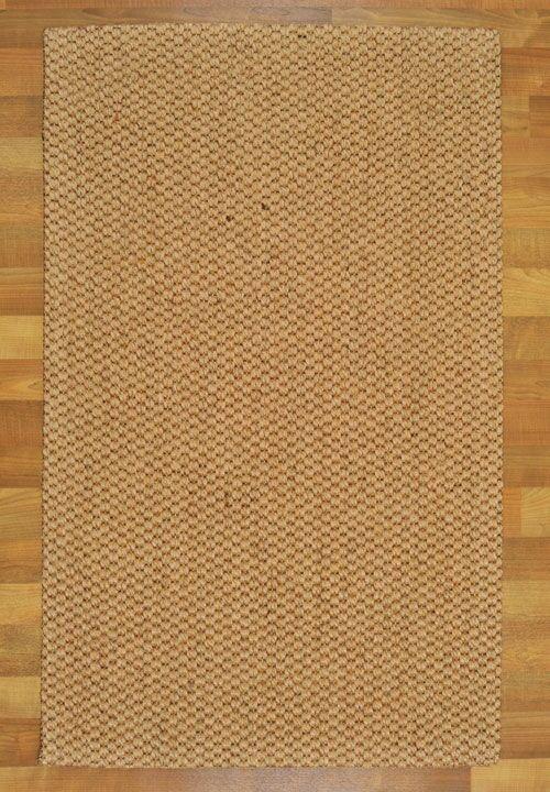 Sisal Stateroom Rug Rug Size: Rectangle 5' x 8'