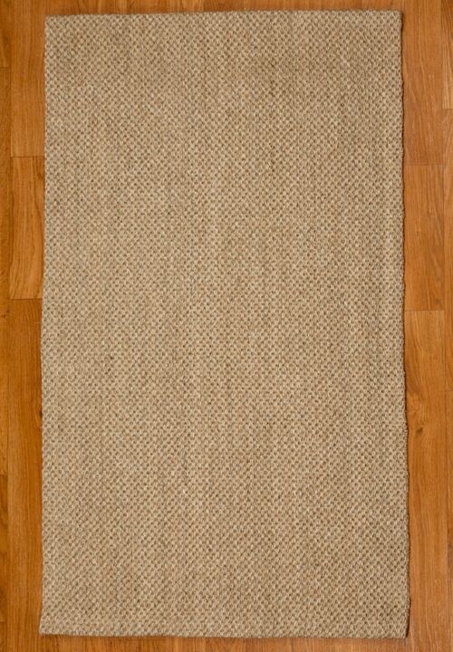 Sisal Josephine Rug Rug Size: Rectangle 5' x 8'