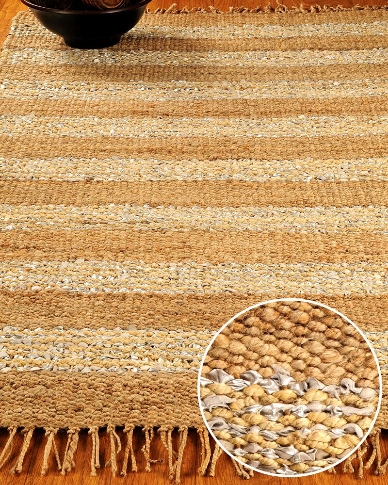 New Vision Area Rug Rug Size: Rectangle 8' x 10'