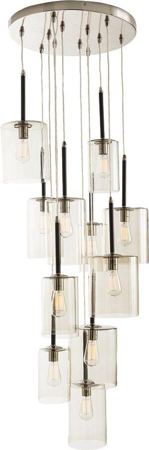 12-Light Cluster Pendant
