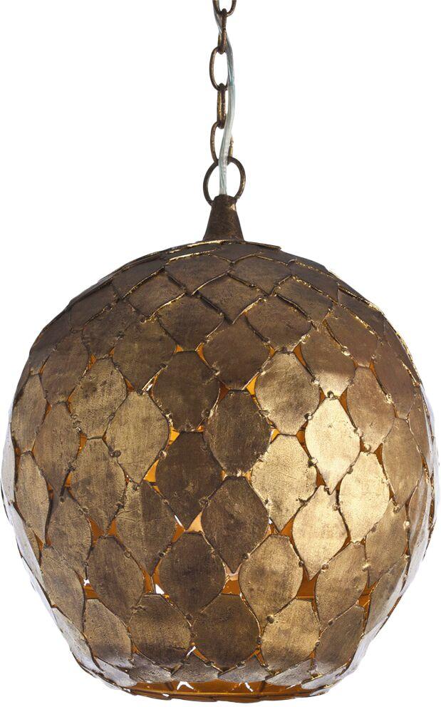 1-Light Globe Pendant