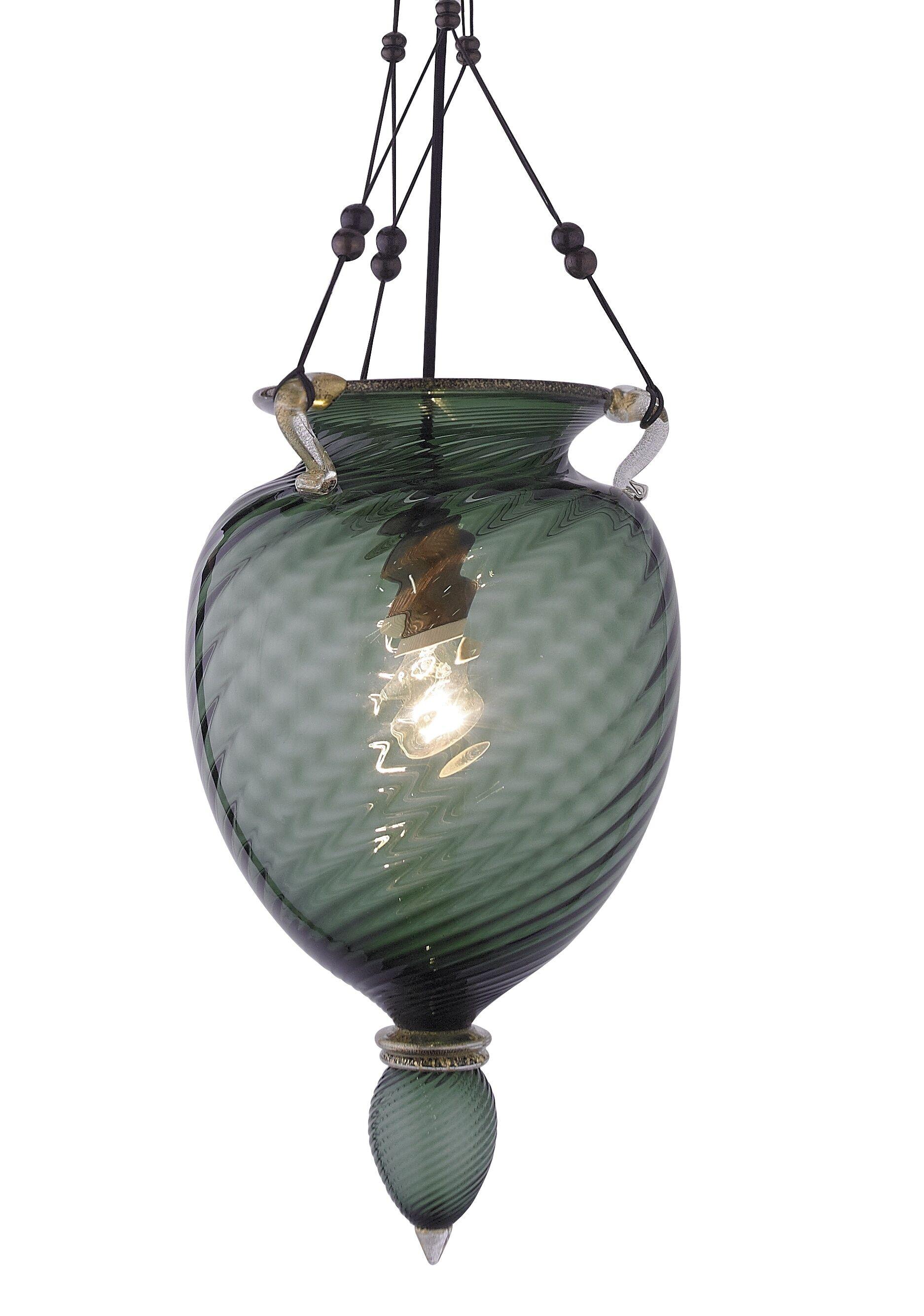 Fez 1-Light Urn Pendant