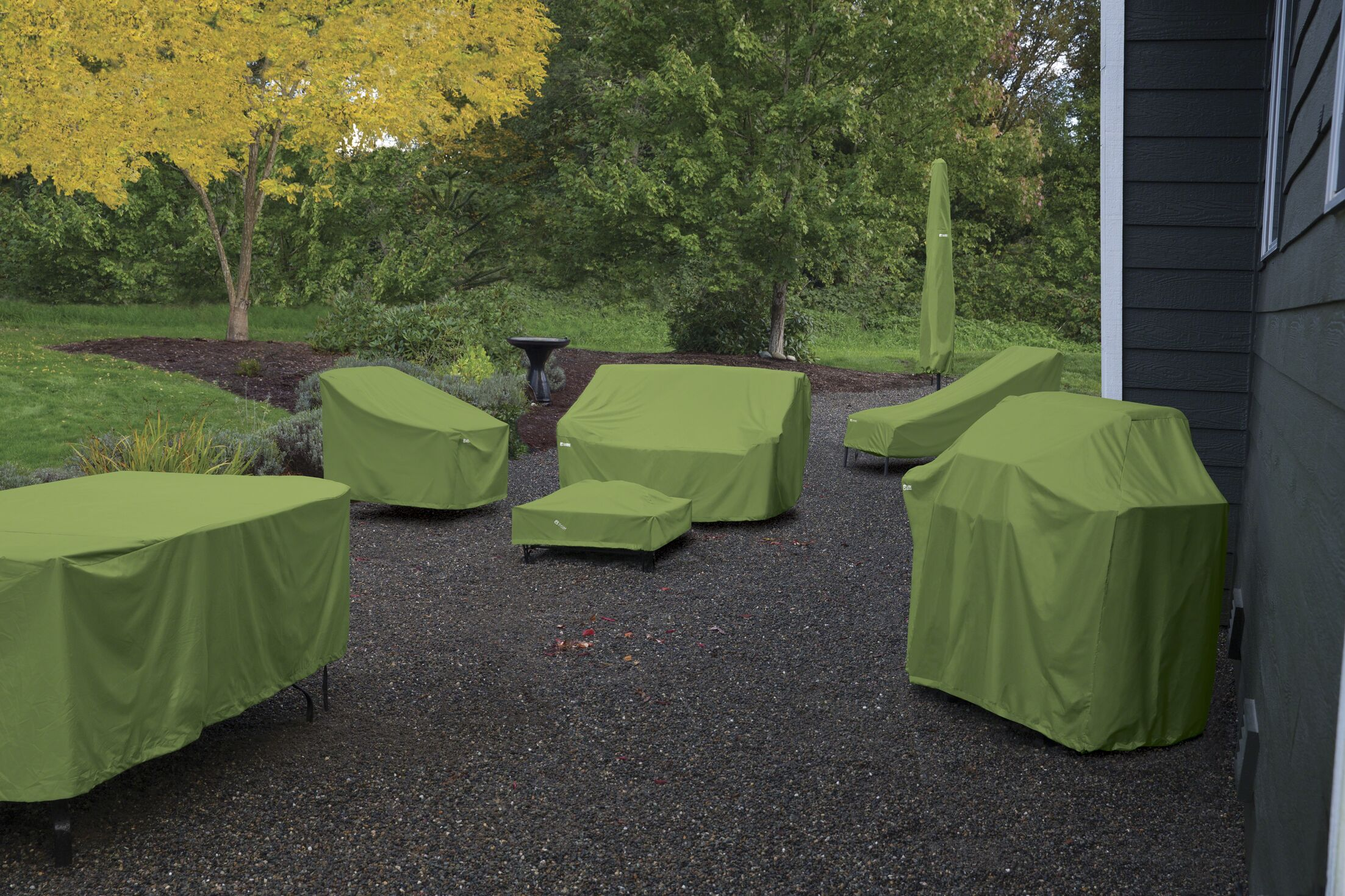 Sodo Plus Square Patio Dining Set Cover