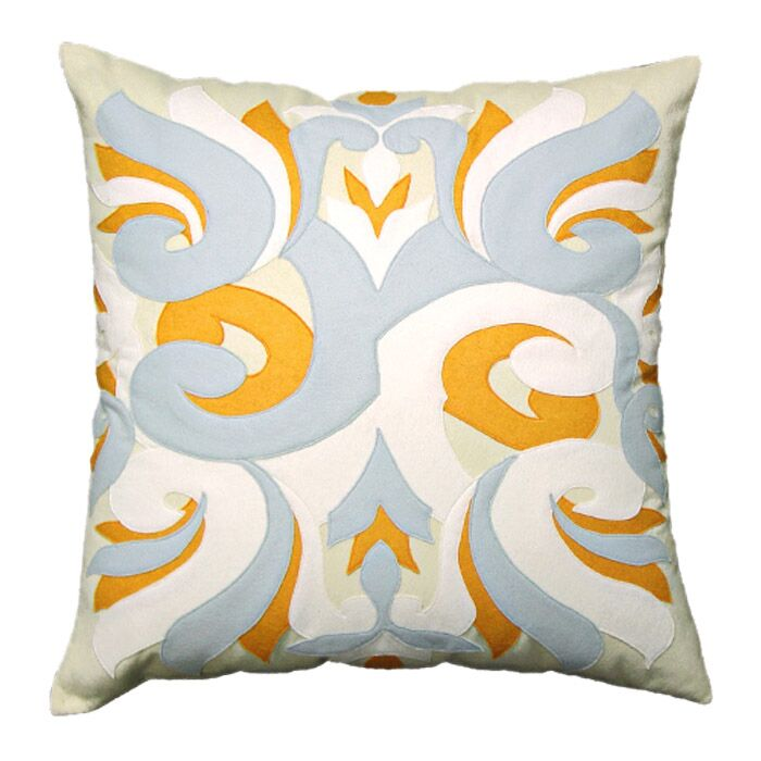 Wind and Water Floor Pillow