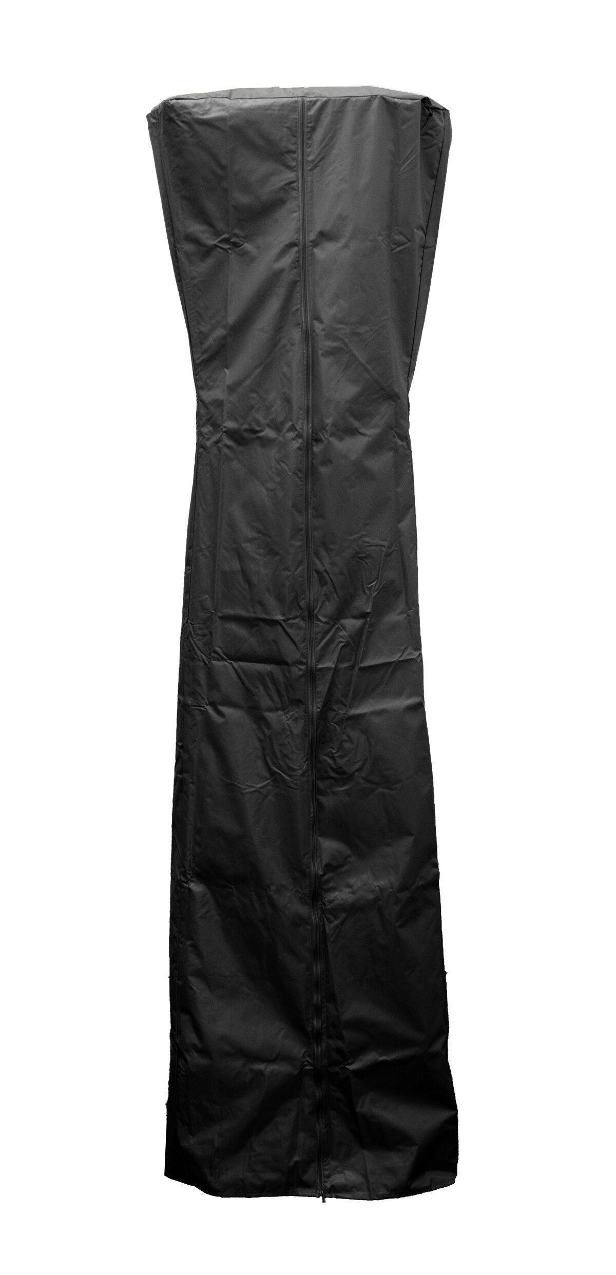 Heavy Duty Triangle Patio Heater Cover Color: Black