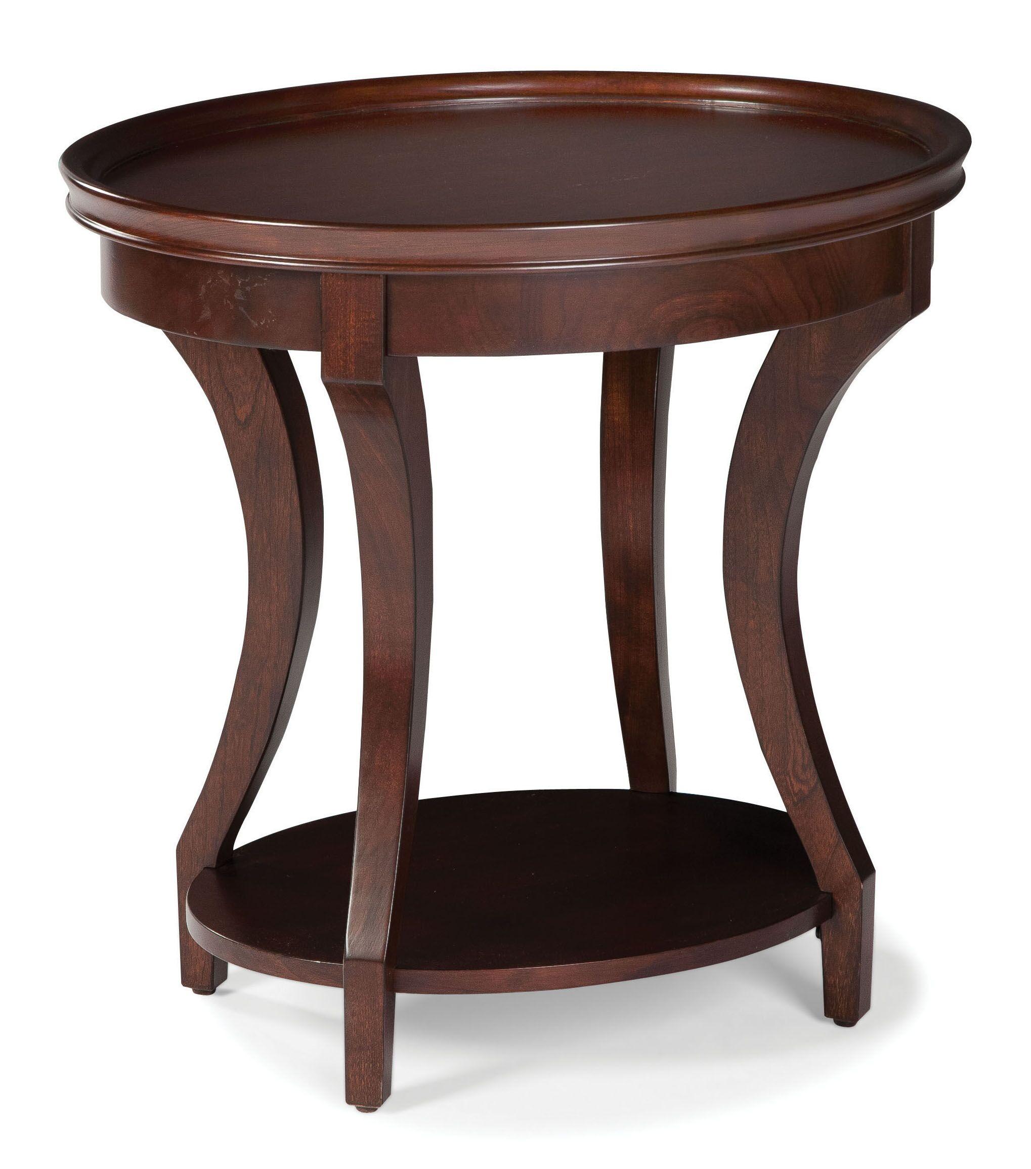 Belmont End Table Color: Deep Sable