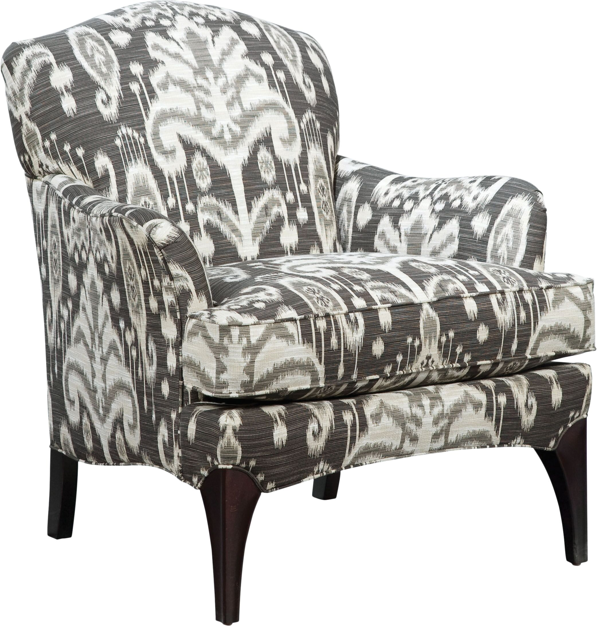 Mathis Armchair Upholstery: 4900 Sable