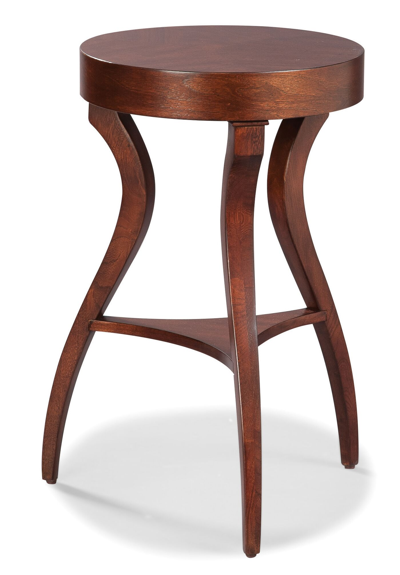 Martini End Table Color: Sable