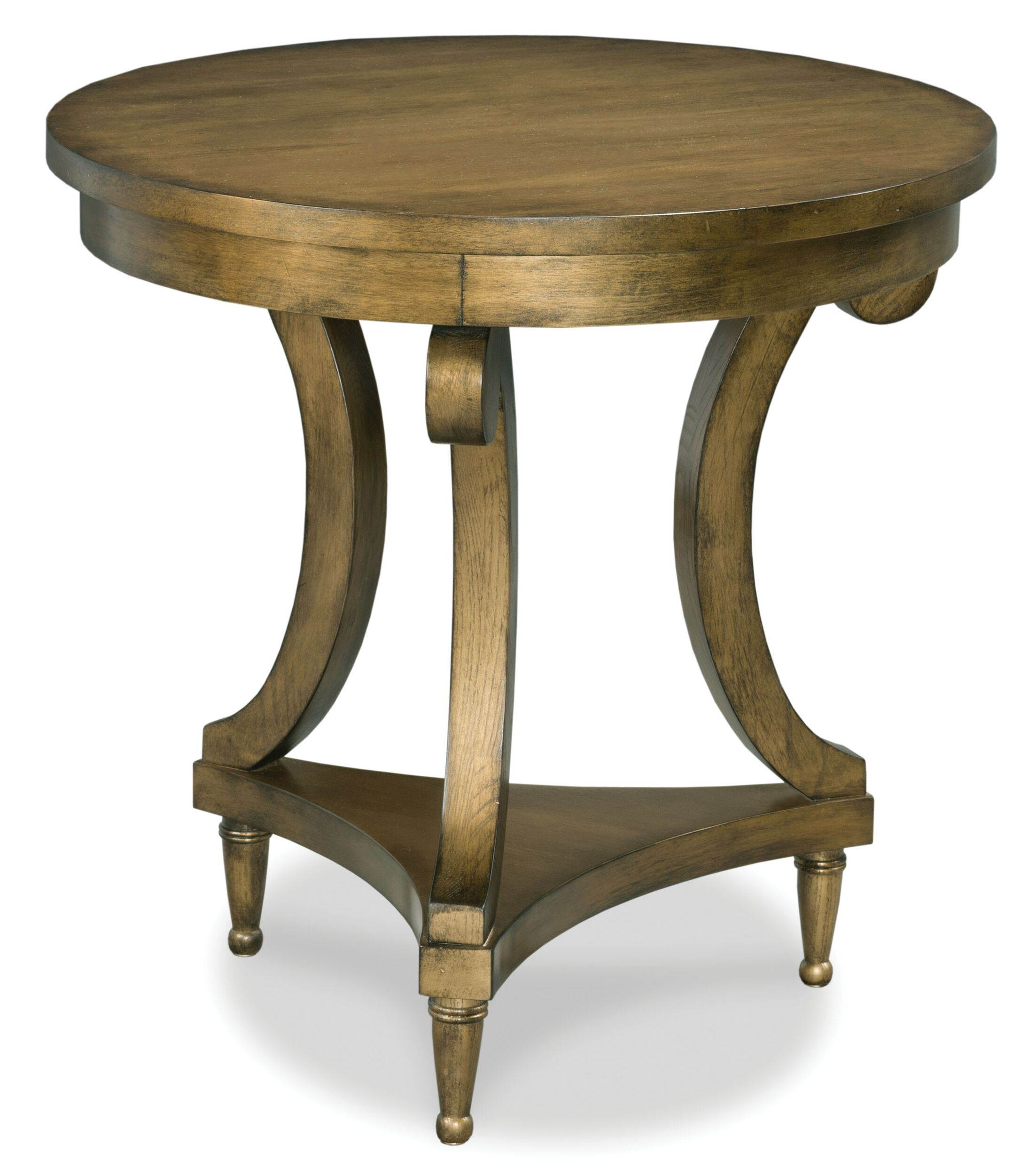 End Table Color: Aged Brass