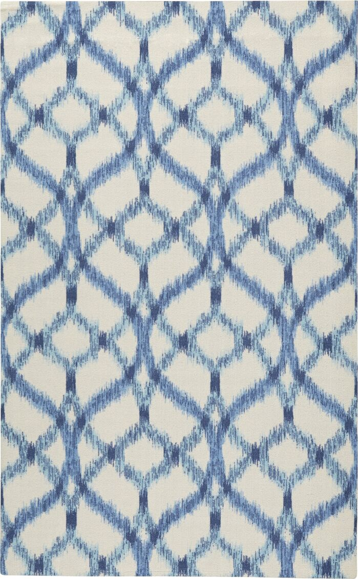 Area Rugs Stewart Indoor Outdoor Blue Ivory Area Rug February 2019