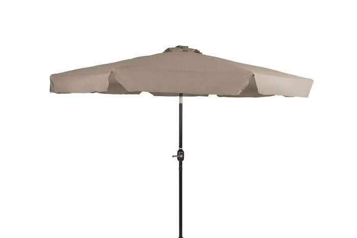 Patio Umbrellas 9 Lighted Umbrella