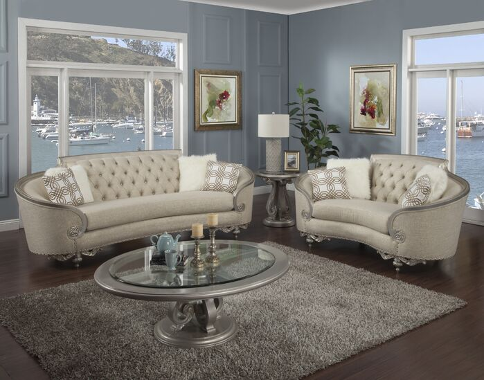 Coffee Table Sets Rosabella 4 Piece Coffee Table Set February 2019