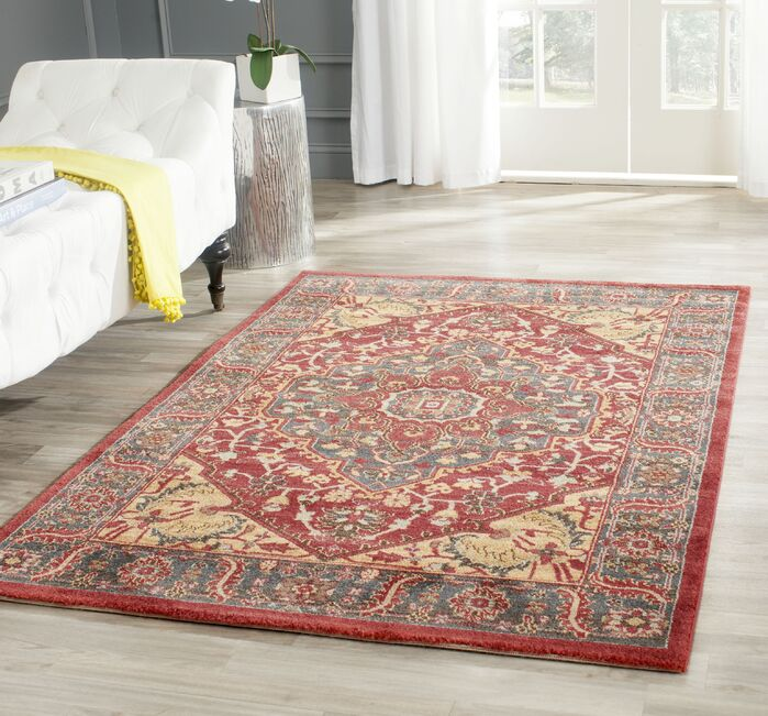 Area Rugs Donner Beige Red Area Rug February 2019