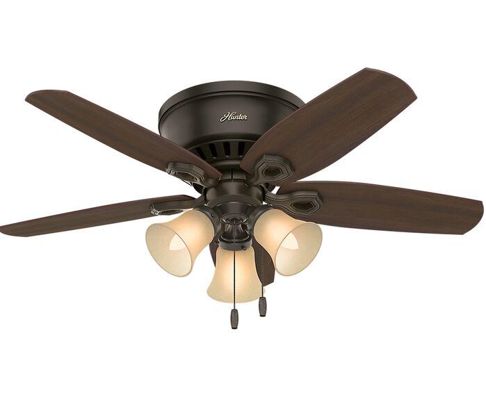 Ceiling Fans 42 Builder Low Profile 5 Blade Fan May 2019