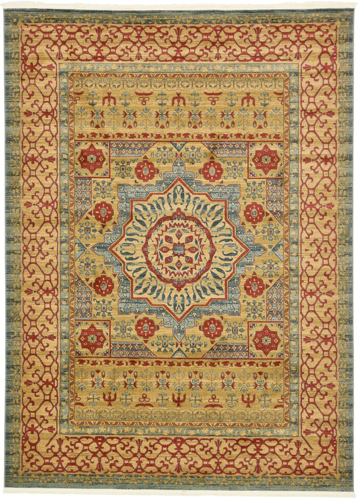 Area Rugs Laurelwood Yellow Red Area Rug February 2019