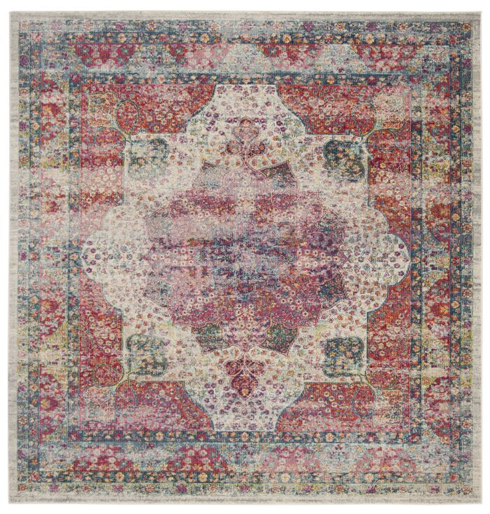 Area Rugs Doucet Cream Red Area Rug February 2019