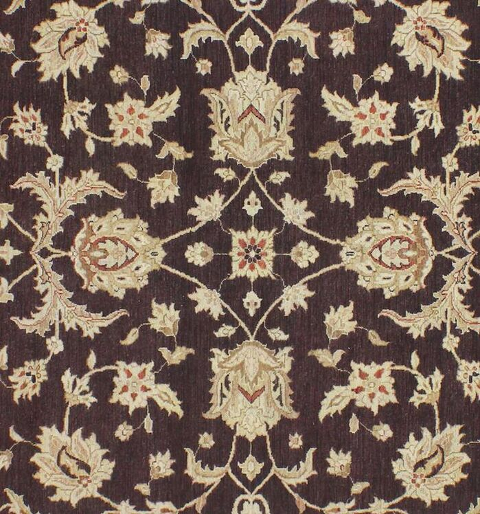 Area Rugs Xenos Hand Knotted Wool Brown Rust Area Rug February 2019