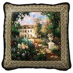 Aix en Provence Throw Pillow