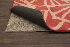 Balch Crimson Area Rug Rug Size: Rectangle 8' x 10'