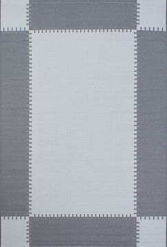 Bahamas Anthracite Area Rug Rug Size: Rectangle 5' x 7'