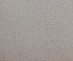 Aria Wood Counter Upholstery: Leatherette-White, Color: Walnut