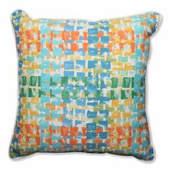 Quibble Sunsplash Indoor/Outdoor Floor Pillow