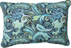 Pretty Indoor/Outdoor Throw Pillow Size: 16.5