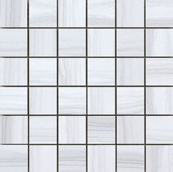 Chronicle 2 x 2/12 x 12 Porcelain Tile in Era Mosaic