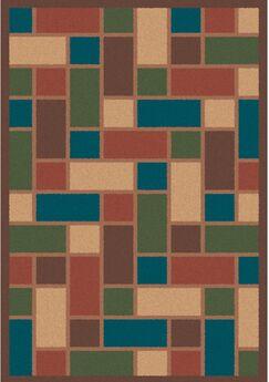 Wellington Savannah Multicolor Rug Rug Size: 4' x 6'