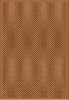 Cheshire Trellis Nutmeg Rug Rug Size: 3' x 5'