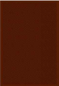 Cheshire Trellis Redwood Rug Rug Size: 2'4
