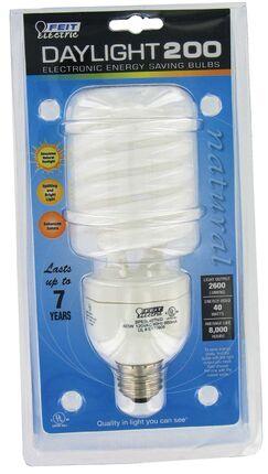 40W Fluorescent Light Bulb