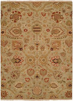 Farasan Hand-Woven Brown Area Rug Rug Size: Runner 2'6