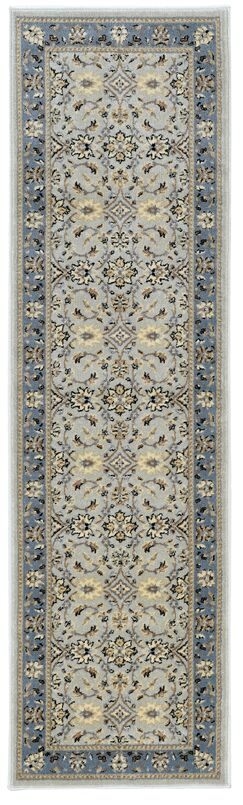 Softmint Green Area Rug Rug Size: Runner 2'2