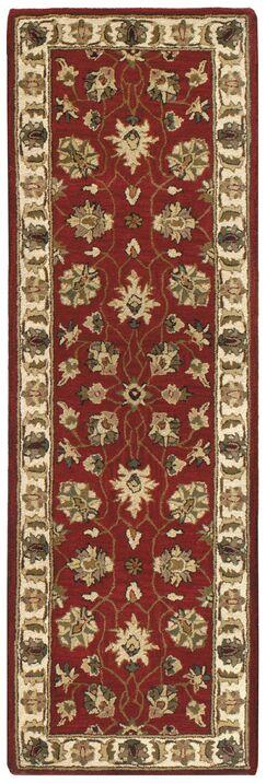 Traditions Agra Saffron Rug Rug Size: Runner 2'6
