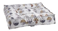 Piazza Bed Eclipse Pillow Size: 40