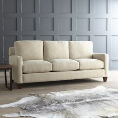 Fuller Hedwig Sofa Upholstery: Empire Dove