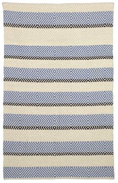 Zen Tranquil Hand-Woven Cotton Beige/Grey Area Rug Rug Size: Rectangle 6' x 9'