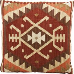 Kilim Jammu Throw Pillow