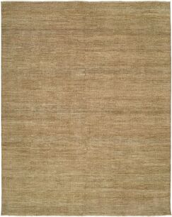 Illusions Gold/Beige Area Rug Rug Size: 8' x 10'