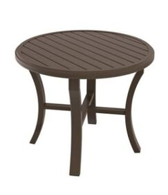 Banchetto Aluminum Dining Table Frame Color: Obsidian, Size: 42