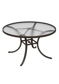 Umbrella Dining Table Frame Color: Sonora
