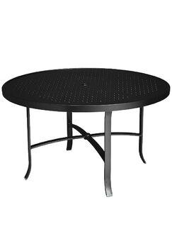 Boulevard Dining Table Frame Color: Obsidian