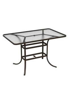 Bar Table Frame Color: Greco